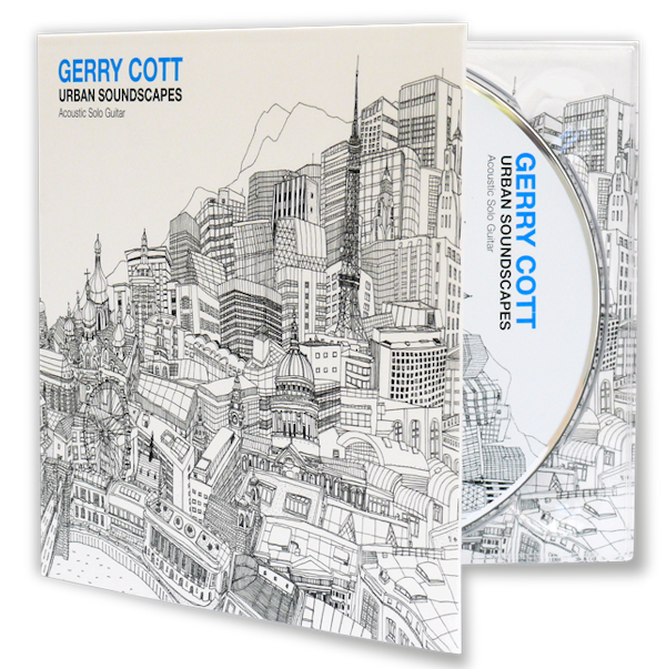 Urban Soundscapes CD